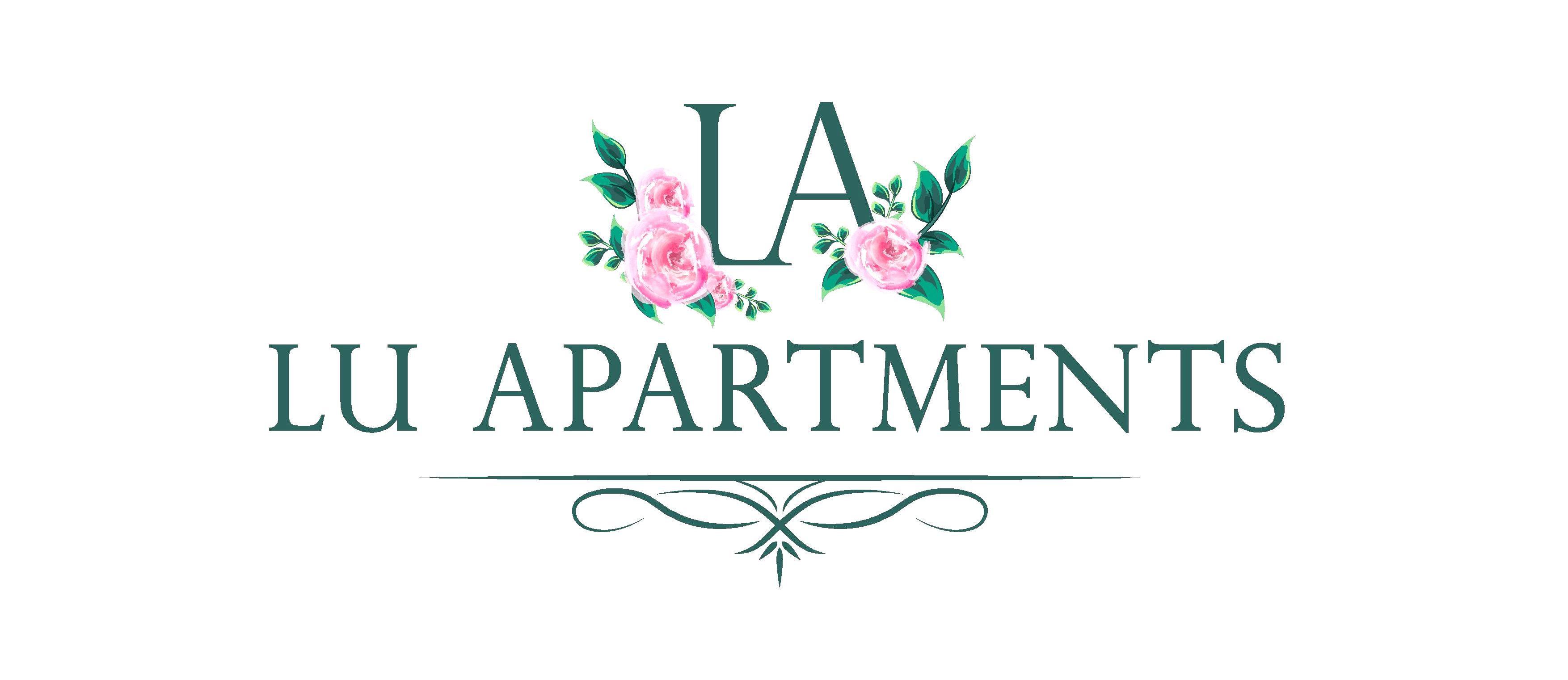 logo lu apartments oswiecim