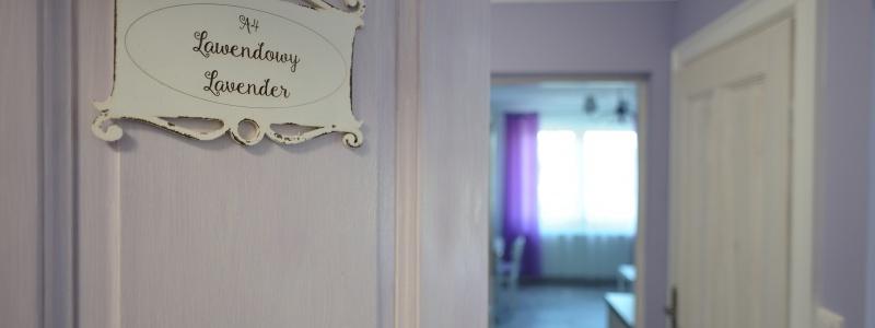 Lu Apartments - Noclegi w Oświęcimiu Lawendowy