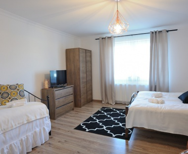 rooms with kitchen Oswiecim