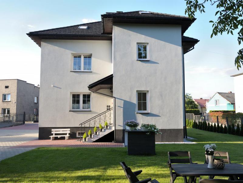 Apartamenty Oświęcim z ogródkiem