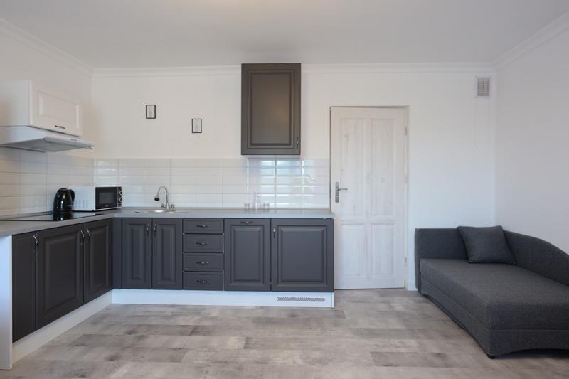 Aneks kuchenny pokoje